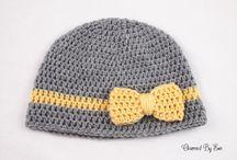 Modèles De Chapeaux Au Crochet