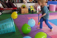 Indoor - Spiele/Aktivitäten