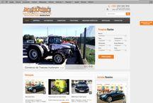 Website - Agrodemo / Desenvolvimento do Website Responsivo da empresa AgroDemo - Moimenta da Beira.  Neste Website foi implementada  também a plataforma LayoutAdmin - plataforma de Gestão de Conteúdos que permite ao cliente ter uma total gestão do website.