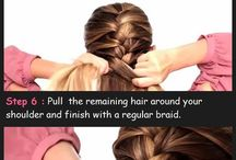 Hair / Hairstyles for all occasions