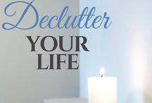 Home: Decluttering