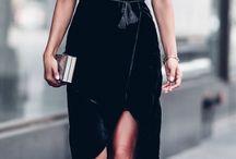 Fashion velvet