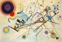 Wassily Kandinsky / Paintings