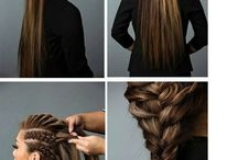 peinados look