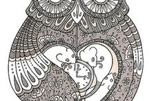 Zentangle inspiration
