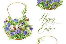 Easter wishes / #Easter #Wishes #Messages #Greetings #Quotes #Phrases #Memes #Sayings #Pasen