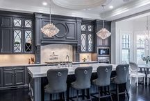 Kitchen Love / Kitchens that I would love to have