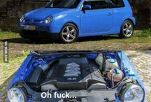 Just cars / For the petrol heads