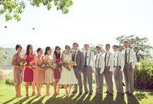 love & weddings  / by Courtney Jensen