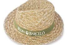 Cappelli in paglia, stoffa, da baseball / Cappelli di tutti i materiali, con varie tipologie di personalizzazione. Possibilità di personalizzare anche un solo cappello.