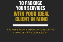Produkt und Service Pakete erstellen