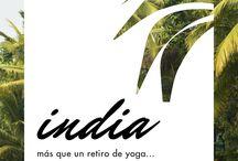 Yoga en India 2017 / 27 diciembre - 3 de enero • Más que un Retiro de Yoga