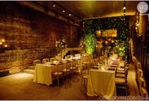 Wedding Structures / Wedding Structures that double as altar backdrops and sweetheart table backgrounds. One-of-a-kind designs by artist, Deborah Weisenhaus, of Art of Imagination in Chicago.