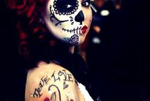 Day of the dead art / by 🎀 Jenny 🎀