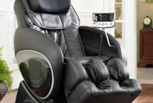 Sit Back & Relax / Enjoy the luxury of a massage 24/7 in the comfort of your own home! View our great selection of Cozzia Zero Gravity chairs online and in store at The Great Escape