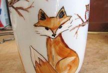 Sharpie mugs n stuff