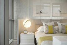 Спальня парковые аллеи