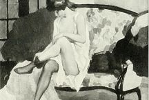 Wilhelm Gallhof / Pintura