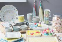 Décoration, vaisselle et biblots