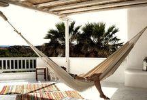 White Destinations / Interior Design, Architecture, White, Inspiration - h-a-l-e.com