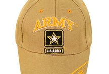 Officially Licensed Military Hats