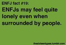 personality: enfj