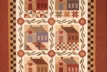 Quilts ~ The House / by Anna Quilting & Wool