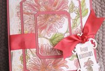 Birthday cards / by Patricia Metzgar