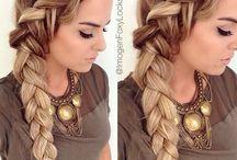 Nina hair