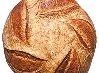 Bread scoring & stenciling