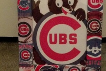 Chicago cubs / by Tracy Box Blythe