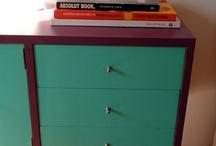 Muebles pintados/ Dresser