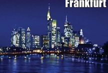 Night life in Frankfurt