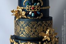 Gateau cake design