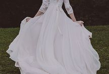 Wedding dresses / Dresses that I will one day create a dress out of