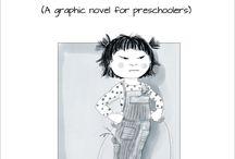 Preschool Graphic Novels