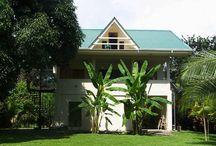 Costa Rica Real Estate: Uvita Beachfront Home