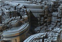 ancient futuristic