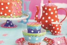 Oilily Servies / These Pins are about the fabulous Oilily Servies, at one stage available in the Dutch DE stores (coffee brand), and in the Oilily shops