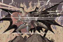 Comic Art: Bobby Rubio / by Matt