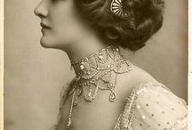 Hair from 1910's