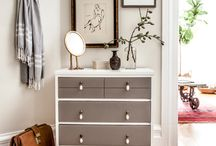 Chest of Drawers - makeover