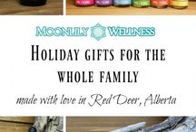 Holiday Gift Ideas / Whether you need a gift for you mom or dad or need a good Christmas gift idea, you can find it here!