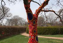 Yarn Bombings!