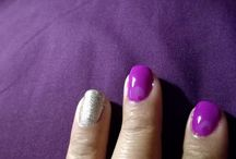 nails by Gaki / Never too shy to show your hands