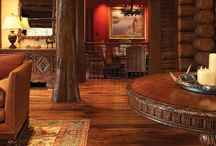 The warmth of Log Homes