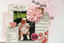 Profile scrapbook / by Cassidy Martin