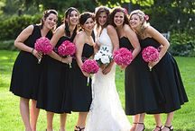 Bridesmaids / by The KP Weddings