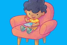 Desenvolvimento Infantil / Dicas para tirar suas dúvidas e ajudar no desenvolvimento infantil