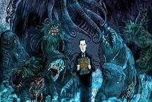 H. P. Lovecraft / by Hiroshi Neya